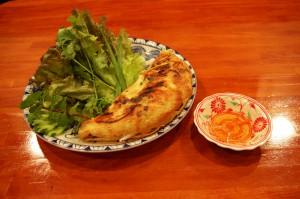 ベトナム式お好み焼き